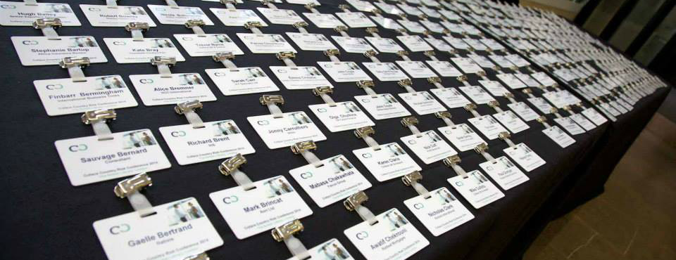 Name Badges & Event Staff