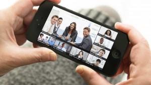 Broadland-Avaya-mobile-video-conferencing-iphone